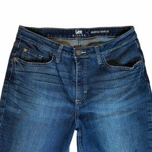 LEE RIDERS Mid Rise Boot Cut 12